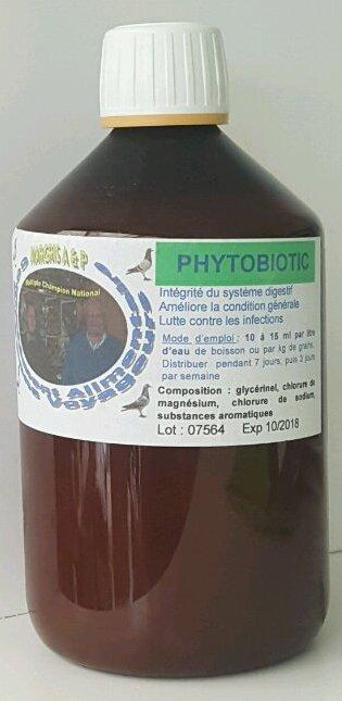 NOS PRODUITS EXCLUSIFS Le Phytobiotic