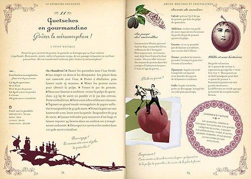 Le Grimoire Enchanté , Mes desserts de sorcières - Brigitte Bulard- Cordeau