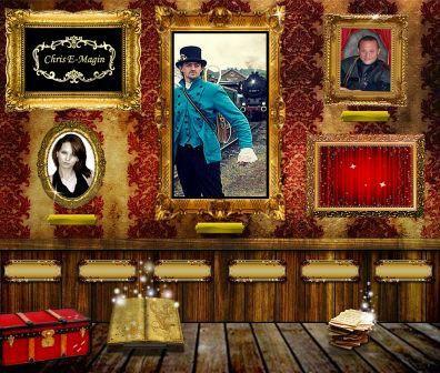 Nouveau Look du site web www.chris-e-magin.be