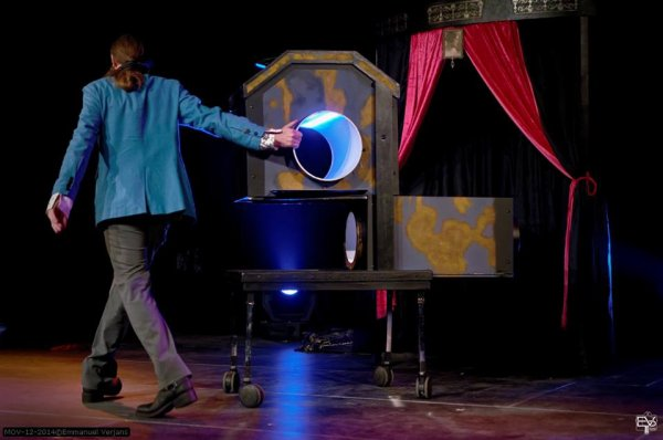 Minicube Zag (Grandes Illusions)