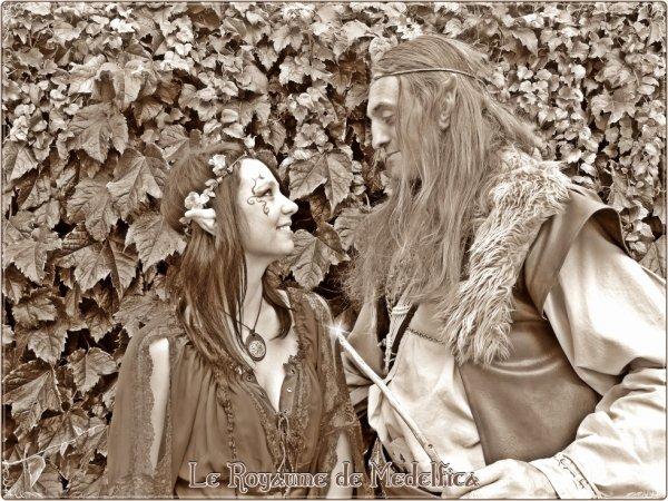 Couple Elfique