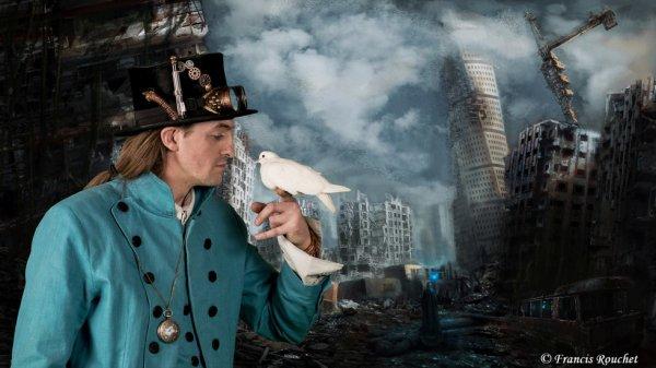 Chris E-Magin et la terre perdue