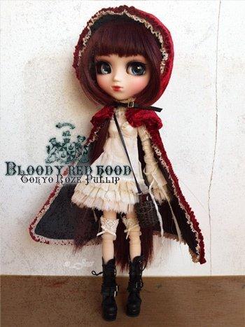 Pullip Bloody Red Hood