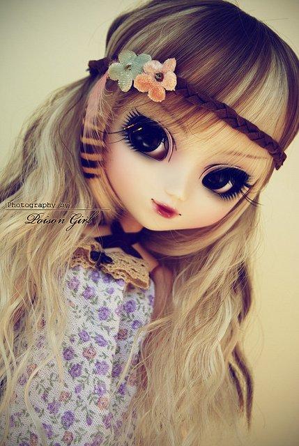 Les pullips que j'adore ;)