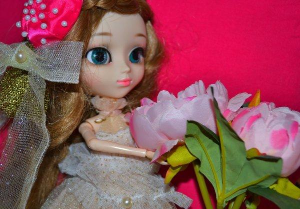 Nina et la fleur