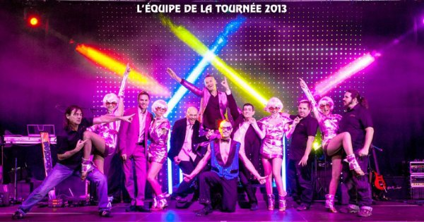 """L""""Equipe de la Tournée 2013"""