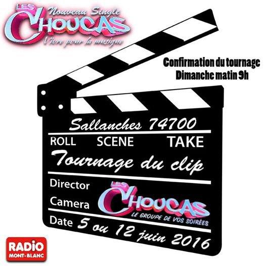 Les Choucas ( nouveau single )