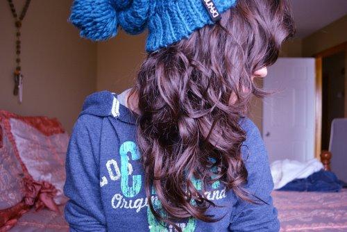 Prochaine couleur de cheveux.