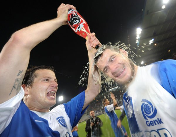 RC GENK CHAMPION 2010 - 2011