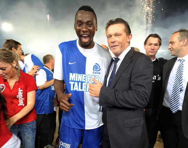 RC GENK CHAMPION 2010 - 2011