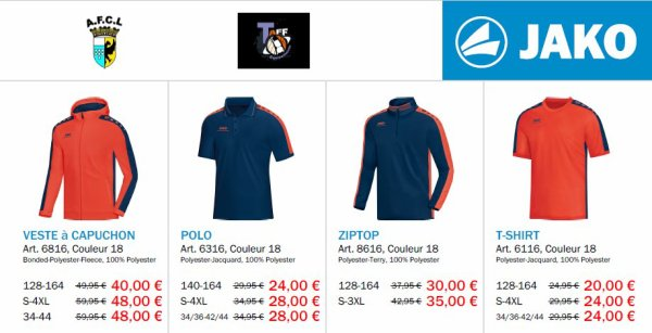 Boutique Club AFC Libercourt