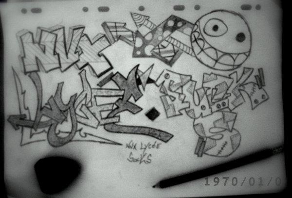 MY Graffiti ..