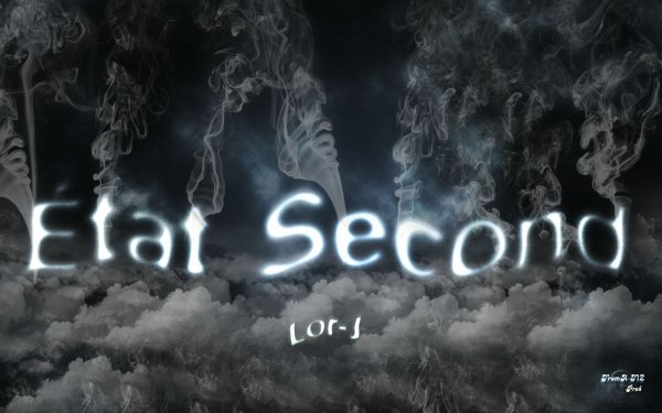 Etat Second Lor-J Exclue 2012 By TromA-TiZ (2012)