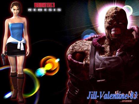Jill Valentine dans Resident Evil 3: Nemesis