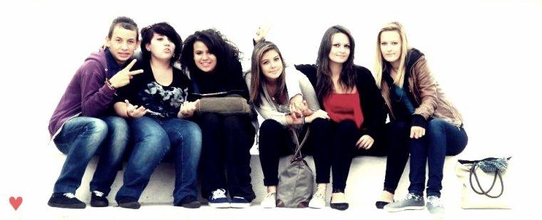 Avoir des amis en or c'est ce qu'il y a de mieux au monde.♥