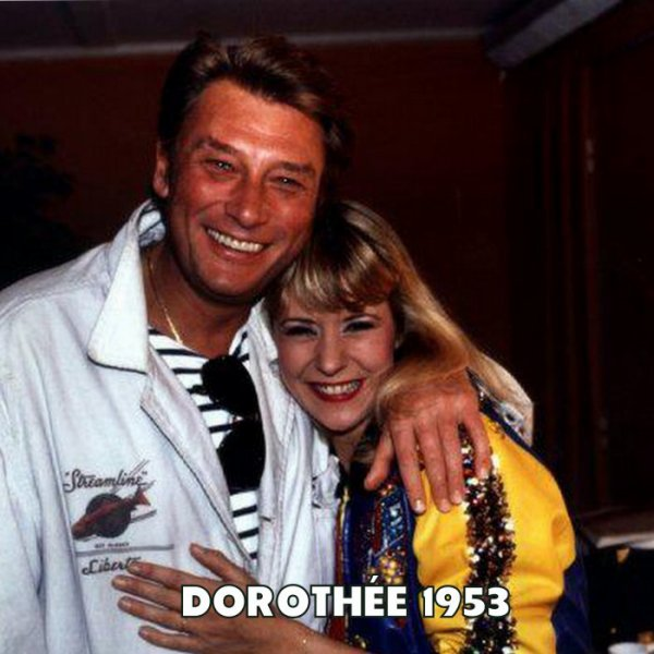 JOHNNY AVEC DORTHEE