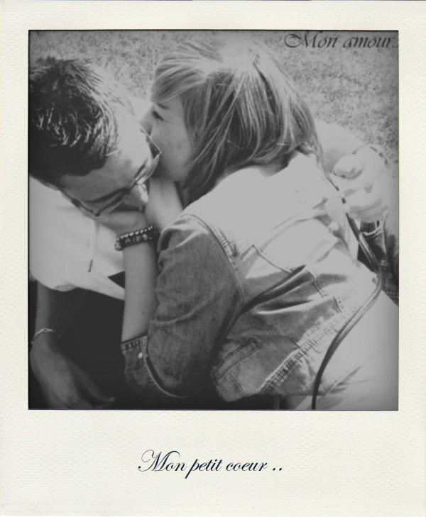 T'es mon amour , mon amour à moi .. ♥