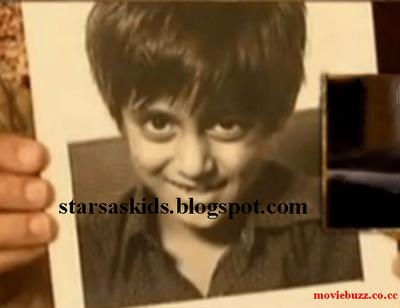Les stars de Bollywood quand elles étaient petite.