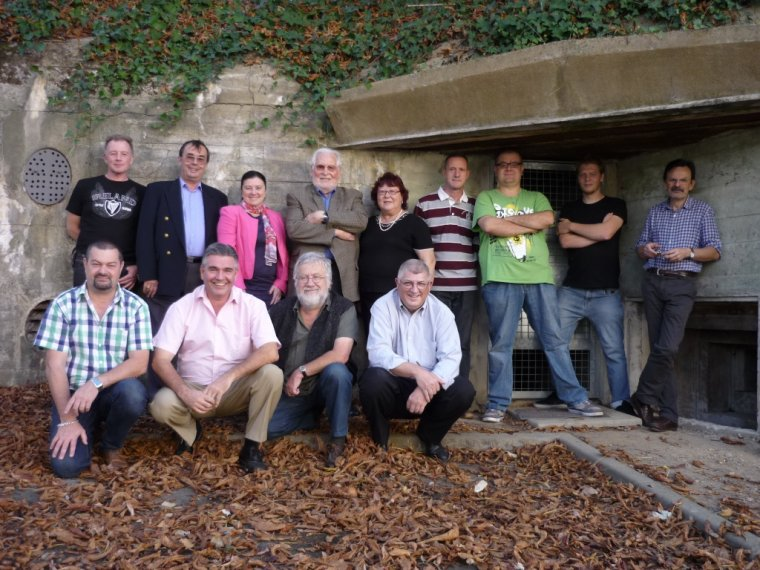 19 OCTOBRE 2014 : ASSEMBLEE GENERALE