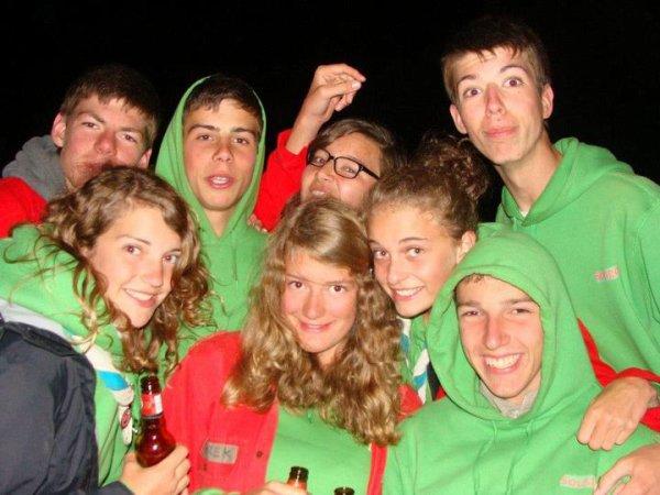 Scout un jour, scout toujours... !  (Portugal 2012)