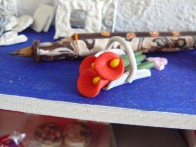 panier de fleur