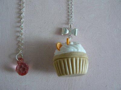 sautoirs cupcakes