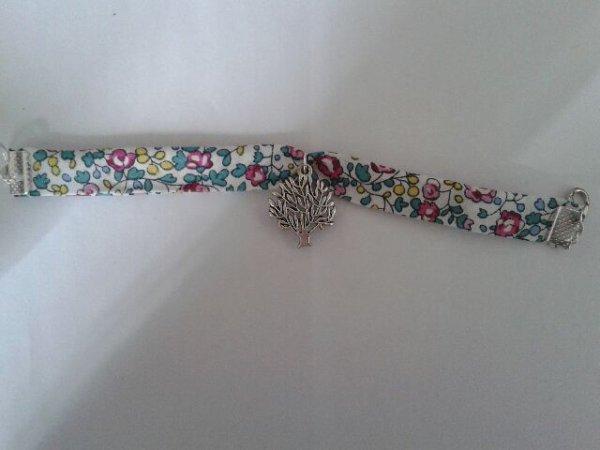 commande bracelet liberty arbre