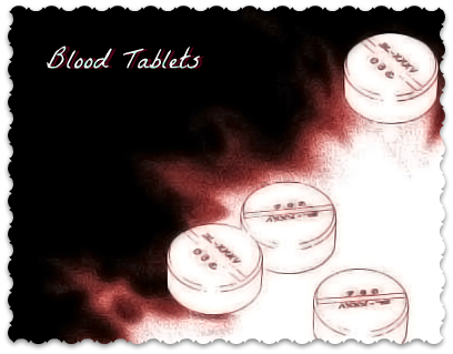 Les Blood Tablets