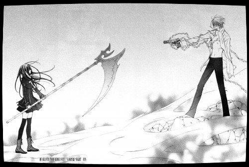 Bloody Rose et Artemis