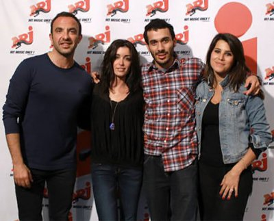 › NRJ 6-9, Interview, Live .