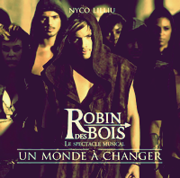 "Robin des Bois "" Ne renoncez j / Un monde à changer - Nyco Lilliu (2013)"