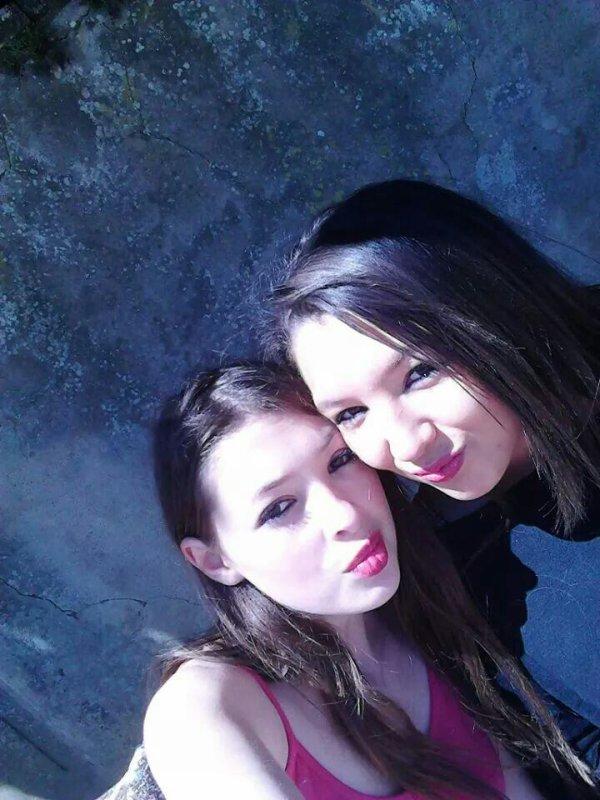 Avec la grande soeur