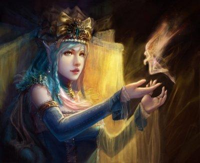 Les Prénoms Elfiques