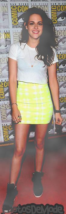 Kristen Stewart au Comic Con 2012
