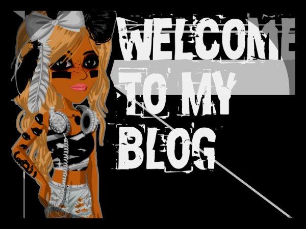 ~ Présentation De Mon Blog ~
