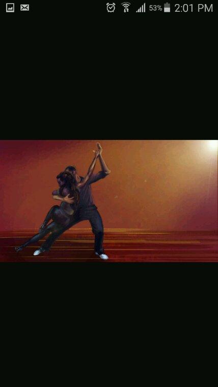 """""""La kizomba"""" danse sensuelle, adorable et très sportive"""