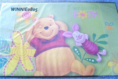 Sous-main Winnie et  Porcinet