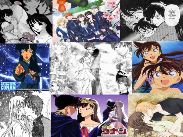 fruits basket + detective conan =