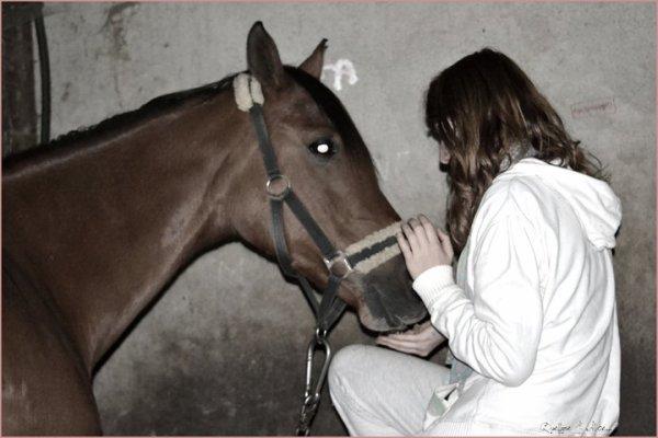Promettez-moi, que, quoi qu'il arrive, on n'oubliera jamais Quellyne & Alice .. ♥