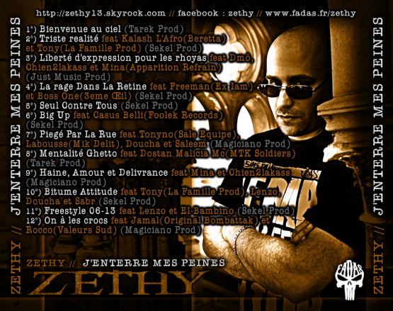 Biographie De L'artiste Zethy