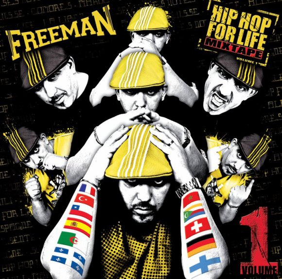 "ZETHY sera present sur la double mixtape de FREEMAN (IAM) ""Hip Hop For Life"""