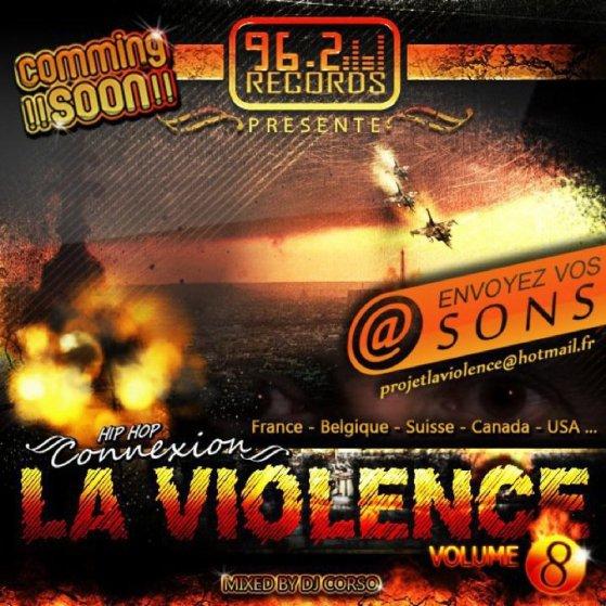 Zethy sur la violence vol8 et sur le hors serie !!!!!