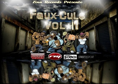 Zethy(Zina Records) present sur Faux culs vol1 du Label Zina Records