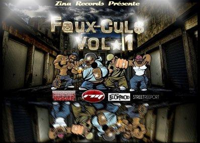 Zethy(Zina Records) present sur Faux culs vol1 du Label Zina Records