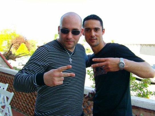 Rencontre de Zethy et D'nada à Toulouse !!!!!!