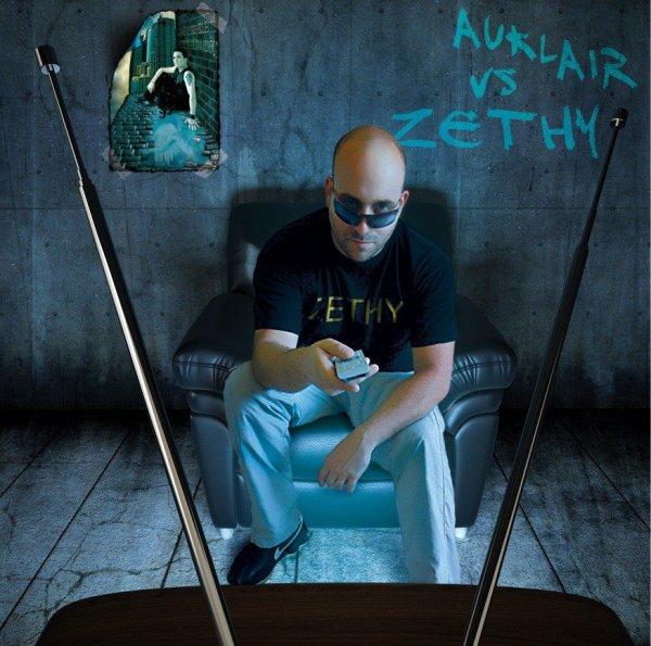 """AUKLAIR feat ZETHY """" ANGE GABRIEL"""" VIsuel + présentation"""