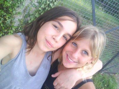 Mwa et ma grande soeurette