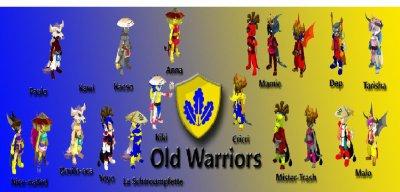 Pub pour Ma guilde Old Warriors
