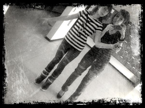 Lorana et Carolane
