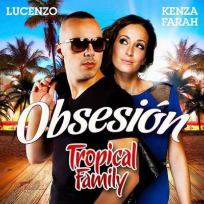 Obsession de Kenza Farah Feat. Lucenzo sur Skyrock